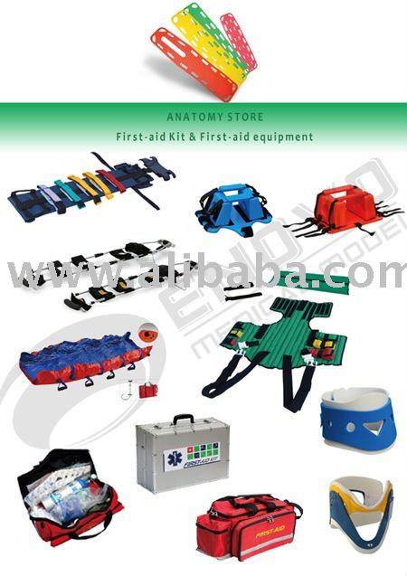 معدات الإسعافات الأولية