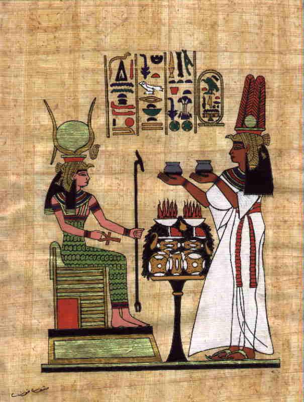 mısır, papirüs