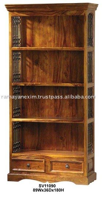 Librer a mobiliario de sala muebles para el hogar for Libros de muebles de madera