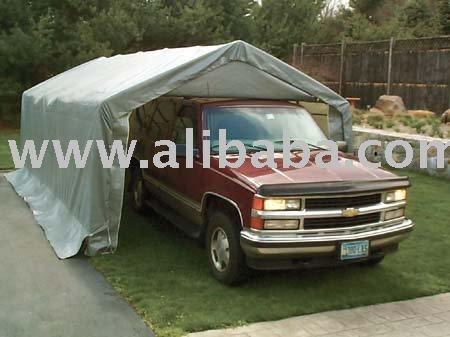 Garaje portatil para caravanas o autocaravanas for Garaje portatil