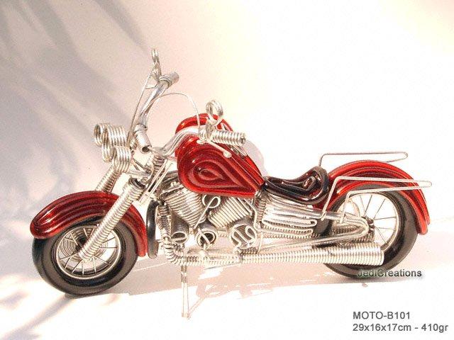 Arte en alambre Wire_Art_Motorcycles