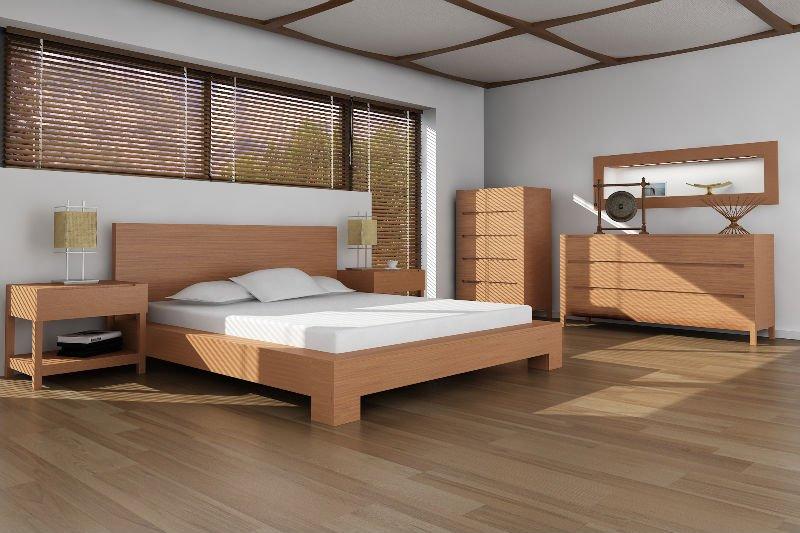 Greenington de bamb muebles finos camas identificaci n - Muebles en bambu ...