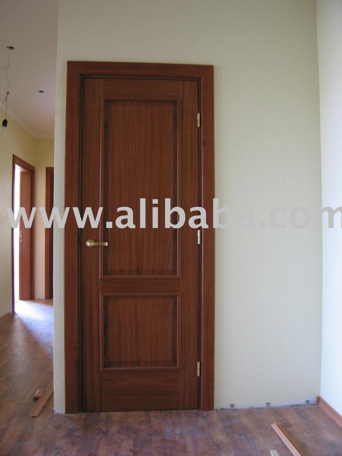 Puertas de madera interiores puerta identificaci n del - Puertas en madera para interiores ...