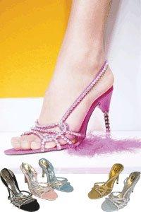 Ladies Bridal Sandal - Sandals