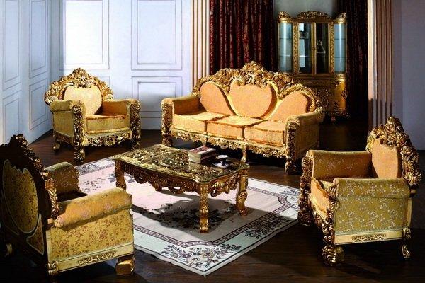 Estilos de Decoración VII - Página 23 European_Style_Rococo_Sofa_Set