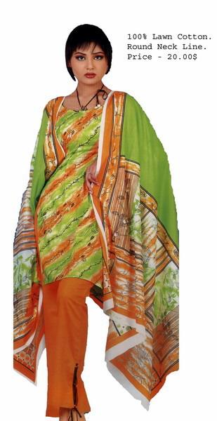 Pajama Shalwar!! 100_Lawn_Shalwar_Kamiez