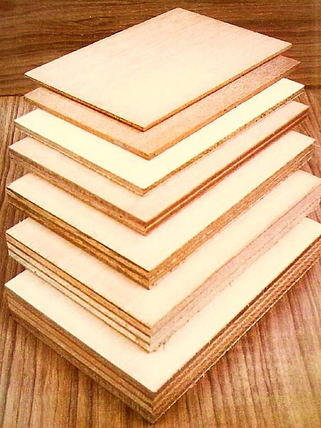 De madera contrachapadaMadera laminadaIdentificación del producto
