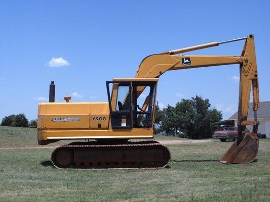 John Deere 245 Excavator Specs : Pin excavator ritchiespecs equipment specifications