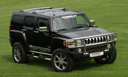Hummer H3 Luxury Pictures
