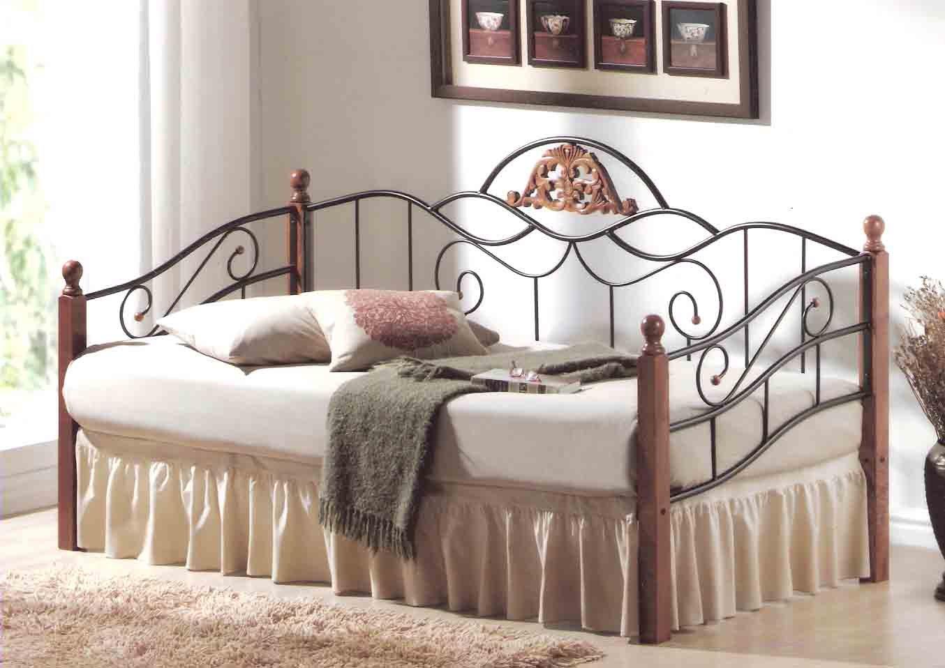 Metal Bed Bedroom Set Home Furniture Pinterest
