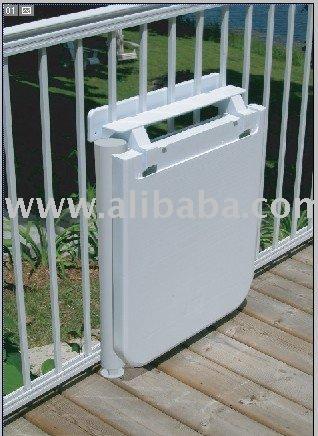 Pliage table de balcon table pliante id du produit for Table de balcon pliante