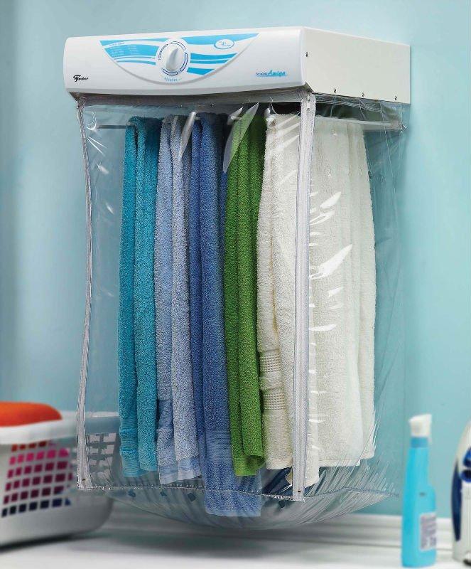 Secador de ropa de la m quina fischer amiga secadora de - Secador de ropa ...