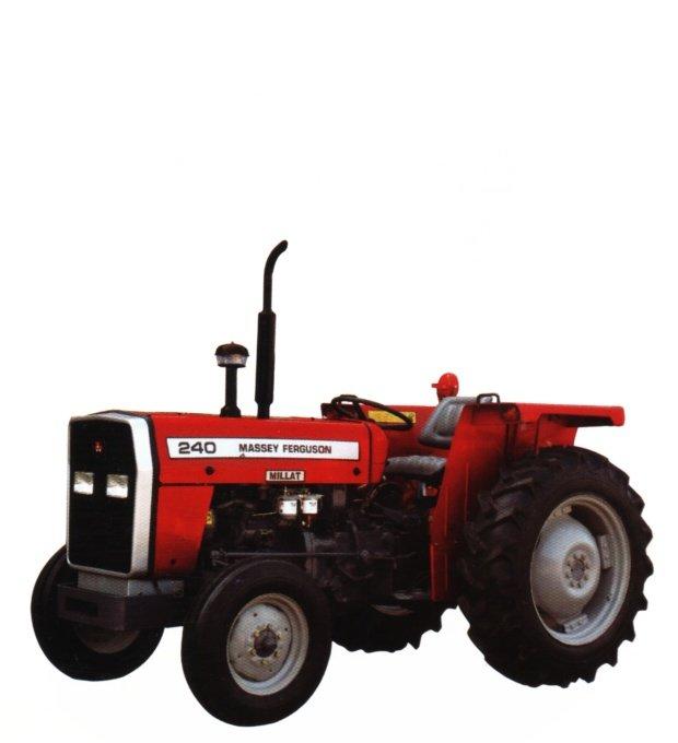 massey ferguson tractors draft