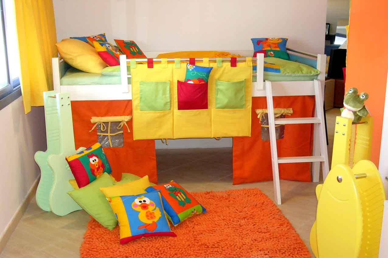 Идеи для детской своими руками - Дизайн детской комнаты 84