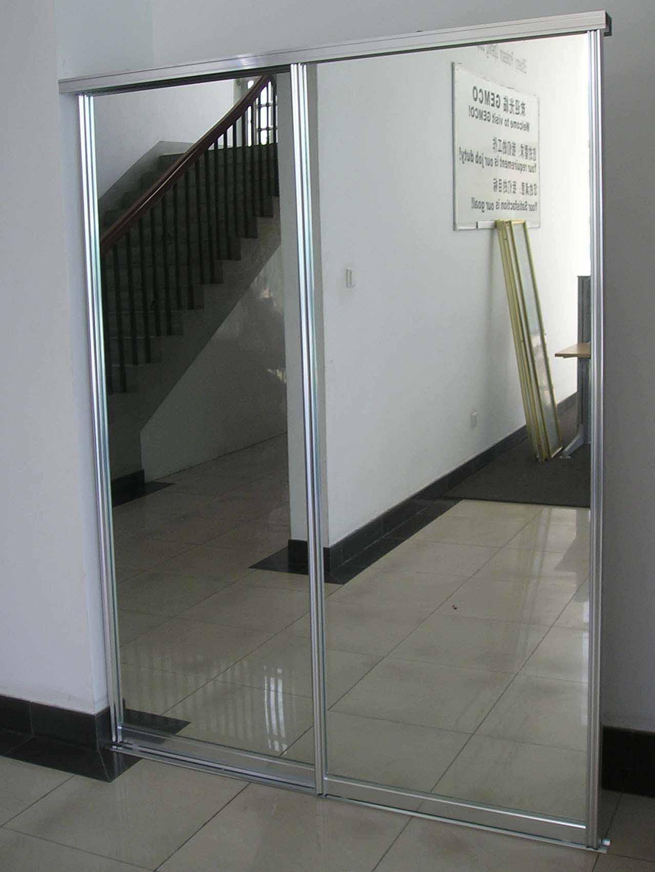 Your home improvements refference mirrored closet doors - 7212 Mirror Closet Door Or Wardrobe Door Jpg Photo Of Sliding Glass Mirrored Closet Doors