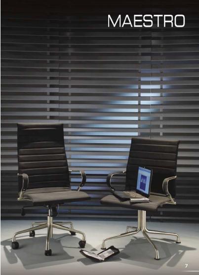 El maestro para silla de oficina sillas oficina for Proveedores de sillas de oficina