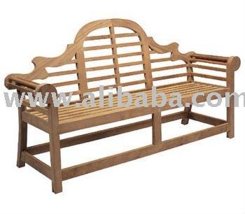 teakholz garten m bel marlboro bank 150cm holzst hle produkt id 115772432. Black Bedroom Furniture Sets. Home Design Ideas