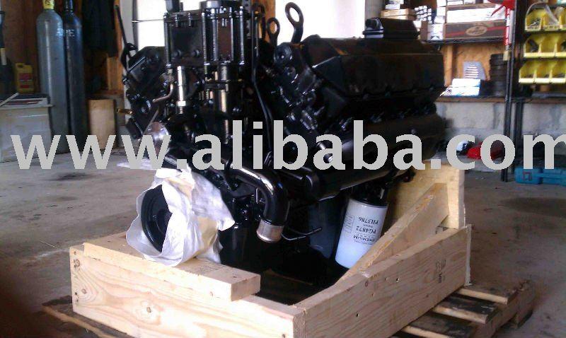 Ford 6 0 diesel crate motor for Black mamba 7 3 l powerstroke crate motor