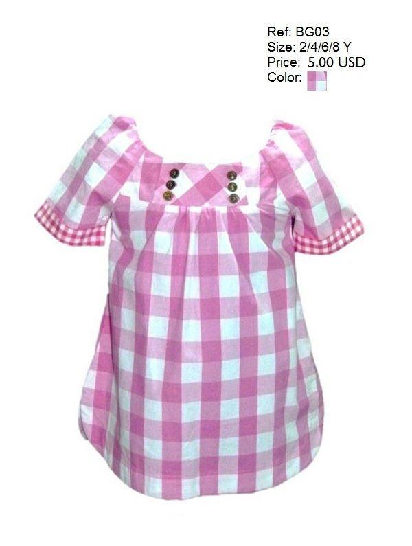 Blusas de moda para niñas - Imagui