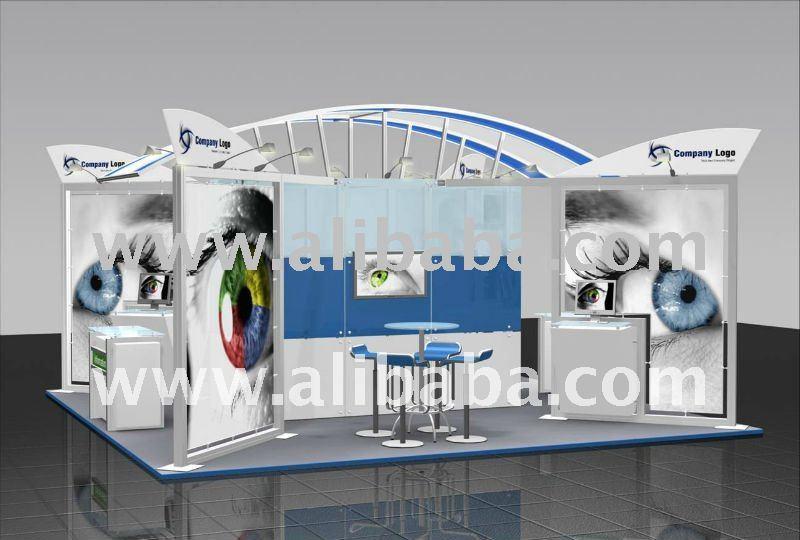 Foire tradefair conception de stand d 39 exposition for Conception stand de foire