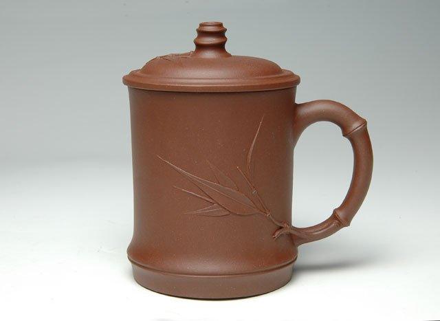 Tea Cups And Pots