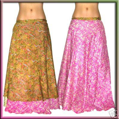 wrap dress: Wrap Skirt