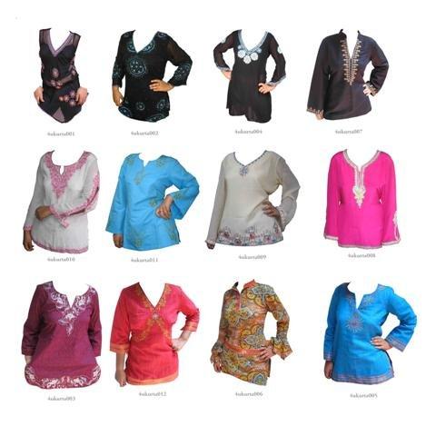 kurthakal & salvars Exclusive_Ladies_Designer_Kurtis_From_India_4u_Brand