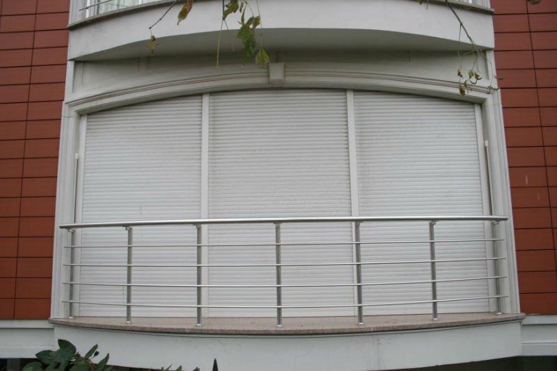 Pin barandales para terrazas escaleras picture com portal - Barandales de escaleras ...