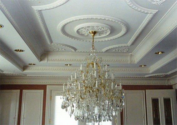 gypsum decoration احدث ديكورات جبس لغرف المعيشة وغرف النوم تصاميم و فرم جبس حديثة