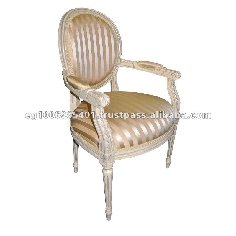 antiguos butaca francesa sillas de madera identificaci n