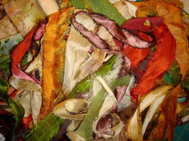 tout est multicolore - Page 3 Sari_Silk_Ribbon_Yarn_in_Multicolor