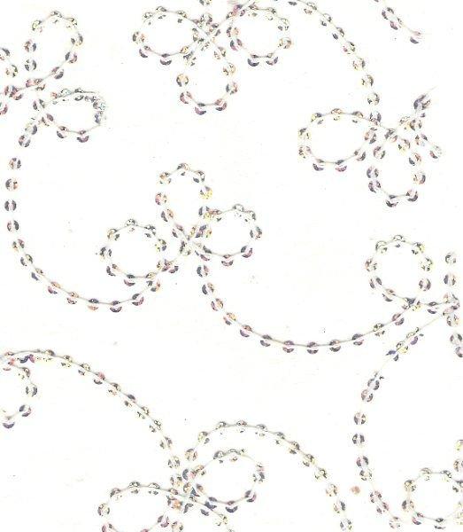 Patrones para bordar con lentejuelas - Imagui