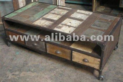 Reciclar muebles de madera muebles antiguos otros - Reciclar muebles de madera ...