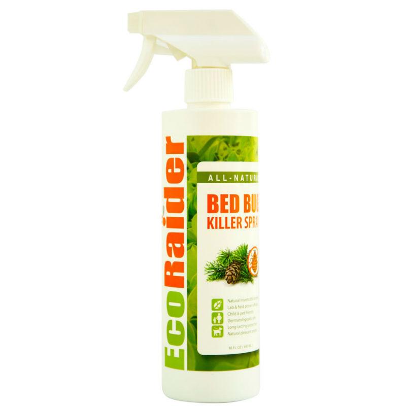 Ecoraider todos natural de chinches de cama matar a spray - Productos para matar ratones ...