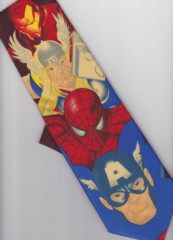 corbatas de dibujos animados - spanish.