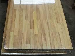 Keilgezinkt leimholzplatten andere holzm bel produkt id for Finger joint wood doors