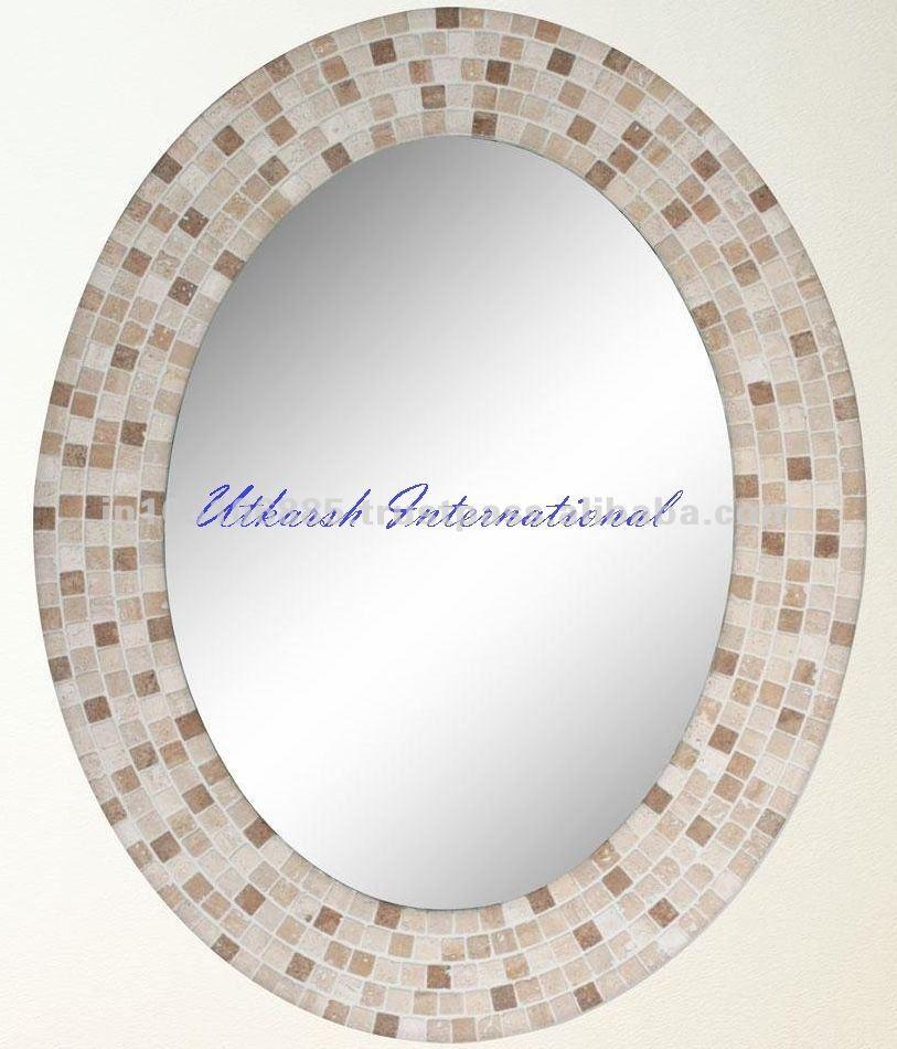 Marcos de espejos antiguos del mosaico del espejo marcos - Marcos espejos antiguos ...