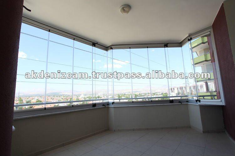 ventanas sin marco cristal de construccion identificaci n