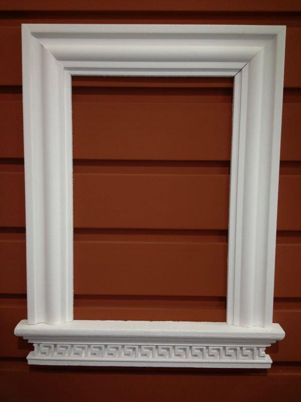 Molduras de yeso para interiores and post pelautscom - Molduras para ventanas exteriores ...