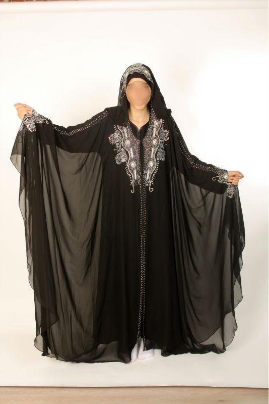 duba abaya v tements islamiques id du produit 136063665. Black Bedroom Furniture Sets. Home Design Ideas