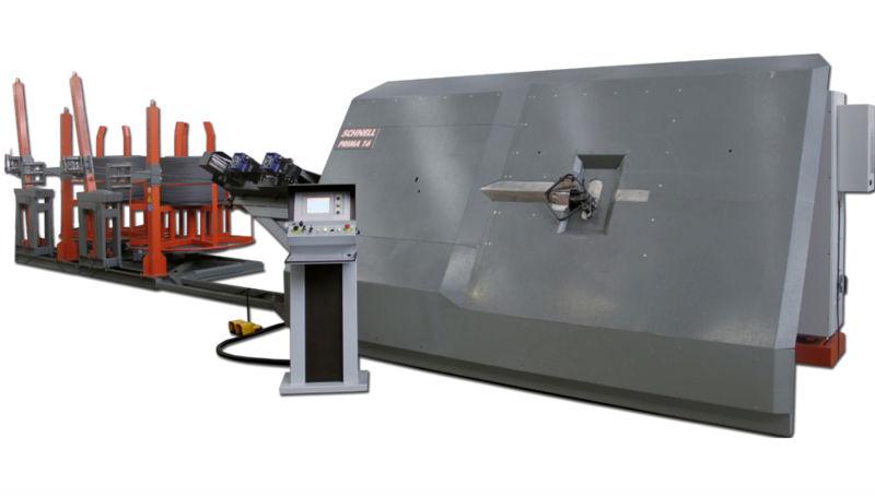 cadreuse automatique pour fer à béton