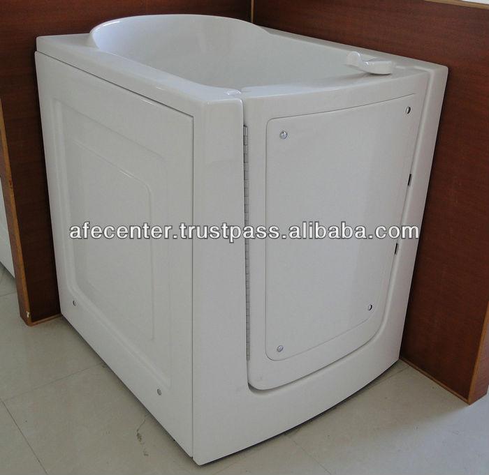 Baignoire gonflable pour les handicap s remous coin salle de bain douche ba - Baignoire pour personne agee ...