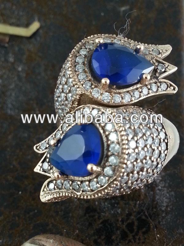 Harem al sultan marque sultans bijoux bague en argent sterling plaine