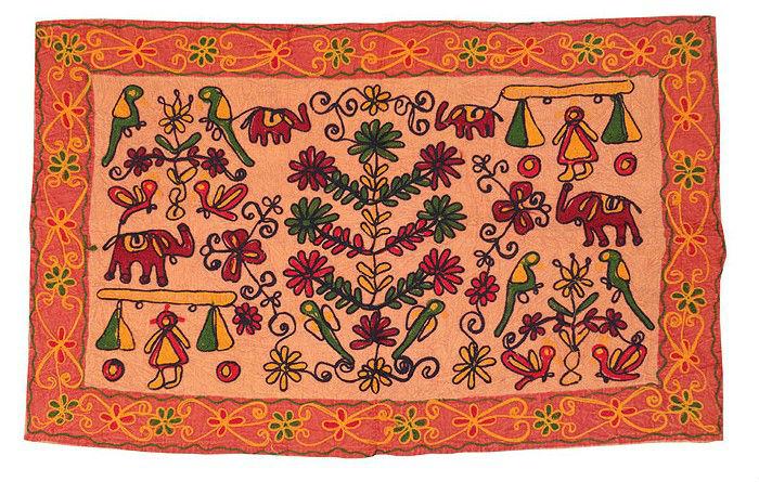 Home Decor Cotton Wall Hanging Handmade Tapestry مجموعة سجاد حوائط مزخرفة تصاميم و الوان و احجام مختلفة