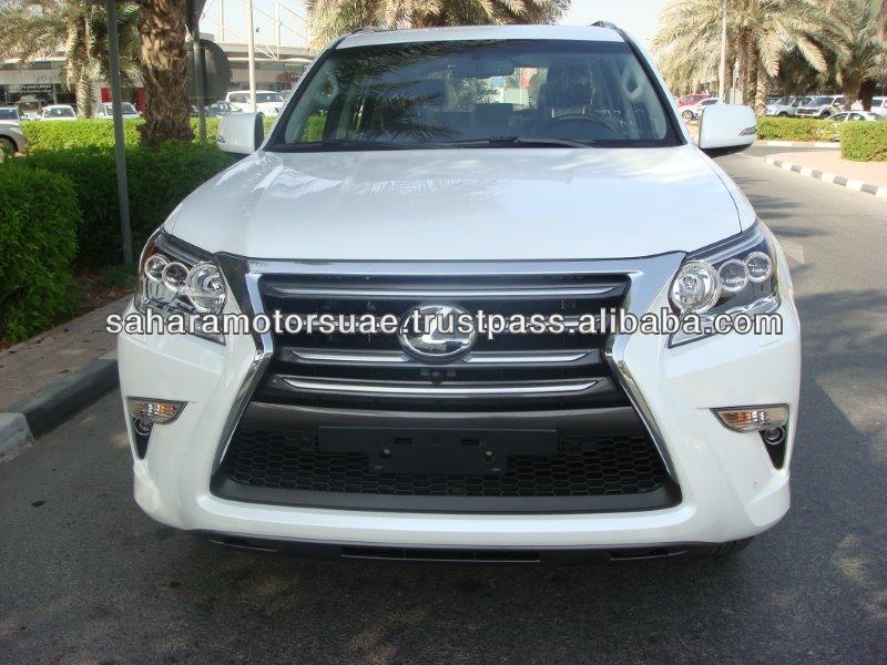 مواصفات وصور واسعار  سيارة لكزس GX 460 موديل 2014 فى الكويت