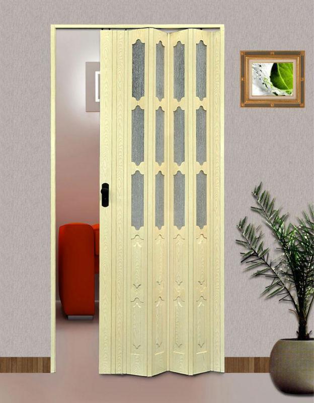 pvc porte pliante 010b chf portes id du produit 202788789. Black Bedroom Furniture Sets. Home Design Ideas