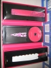 Mk4 Hair Straightener Pink And Black And Gold Style With Hologram ,Box,2Booklet,(Uk,Us,Australia,Eu)Plug(10Pcs/Lot)