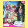 Happy Holiday Doll