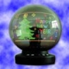 Led 3D Ball With 360 Degree Message And Image Display