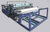 Suction-Type Paper Roll Slitting Rewinder
